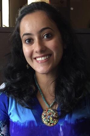 Headshot of Mithila Ballal
