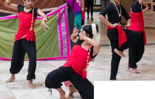 <EM> UKTI</em> – Mithila Ballal and Ensemble