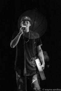 Photo of Bryden Gwiss Kiwenzie performing