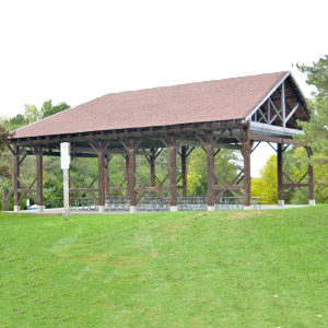 A photo of Heritage Pavillion on Armor Hill in Peterborough