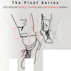 Drawing of feet pivoting