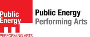 Public Energy Performing Arts logo