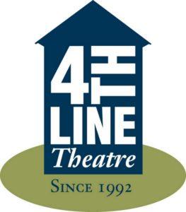 Logo: Fourth Line Theatre since 1992