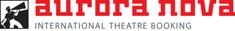 Aurora Nova International Theatre Booking logo